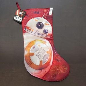 19 Inch Star Wars BB8 🎄Stocking with Sounds